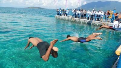 Festival Pulau Senua 2018, sumber foto : http://breakingnews.co.id