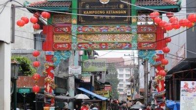 Ilustrasi Kampung Ketandan, Sumber Foto : http://tribunnews.com