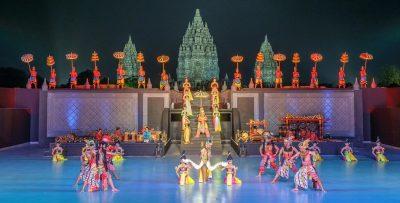 Ilustrasi Sendratari Ramayana Prambanan, Sumber Foto : http://goodnewsfromindonesia.id